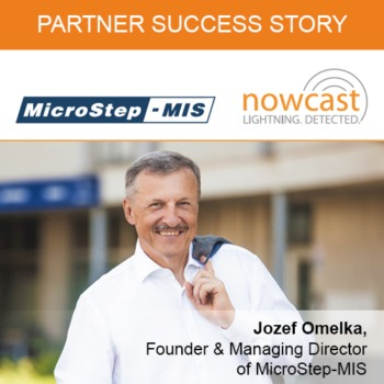 Partner Story MicroStep and nowcast 2020