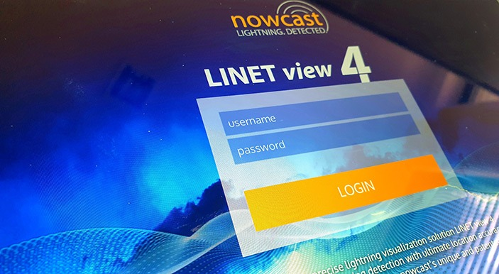 Request a Demo for LINET lightning detection nowcast